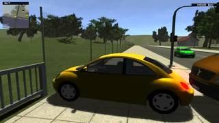 Sonderfahrzeuge Simulator 2012 Gameplay HD