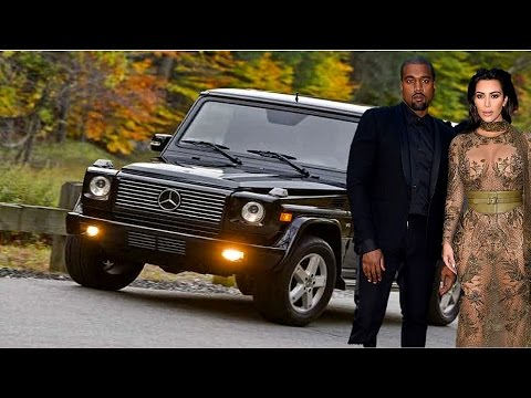 10 MOST EXPENSIVE THINGS OWNED BY KANYE...