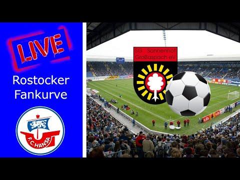 LIVE | Großaspach : Hansa | Hansa-Fanradio| Rostocker Fankurve