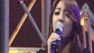 Ailee - One night only (Jennifer Hudson)