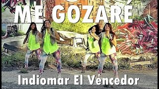 Baixar ME GOZARÉ - Indiomar El Vencedor - Música Cristiana