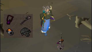 Skull tricking PvMers for Bank 2