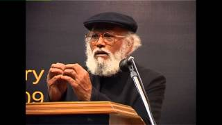 Jatin Das : Dr. M. S. Randhawa Birth Centenary Memorial Lecture - Chandigarh Lalit Kala Akademi