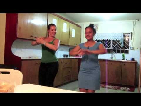 Tongan Dancing | SabinasWorld