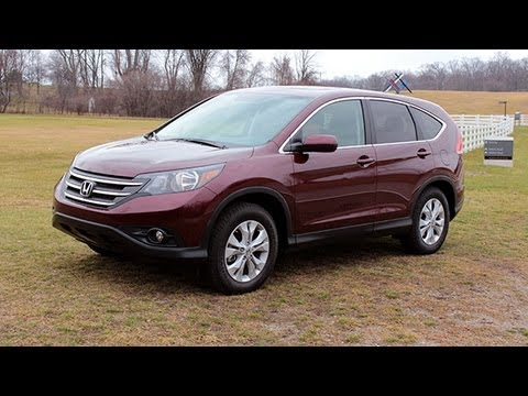 2013 Honda CR-V Review - LotPro