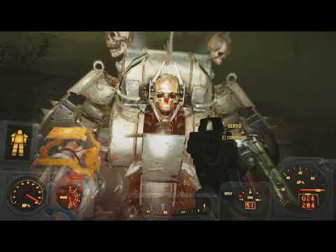 Fallout 4 - Two Tanks in the Glowing Sea