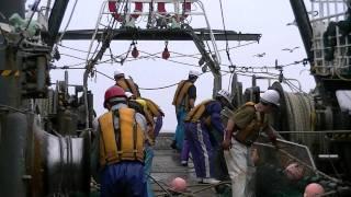Trawl Hikawa Maru 52 jpn