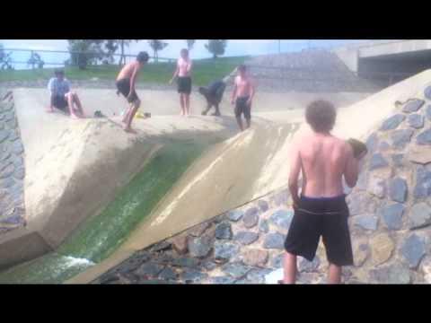 Epic Water Slide