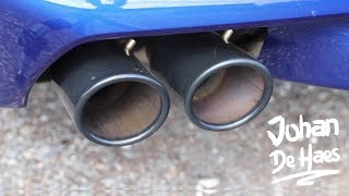 BMW M5 M Sport Exhaust REVVING (Sport plus, Sport, Efficient Mode)