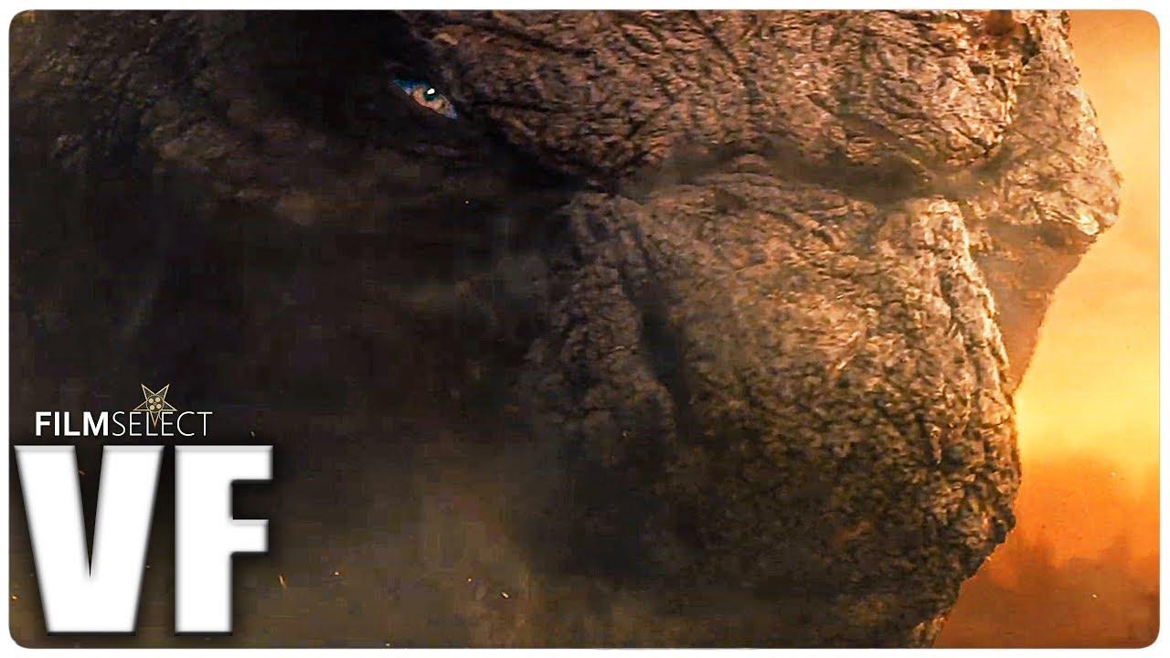 Movie Poster 2019: GODZILLA 2: Roi Des Monstres Bande Annonce 2 VF (2019