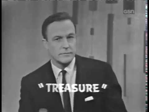 PASSWORD 1965-01-14 Barbara Rush & Gene Kelly