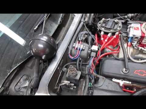 AC Idle Compensation Solenoid For C3 Corvette
