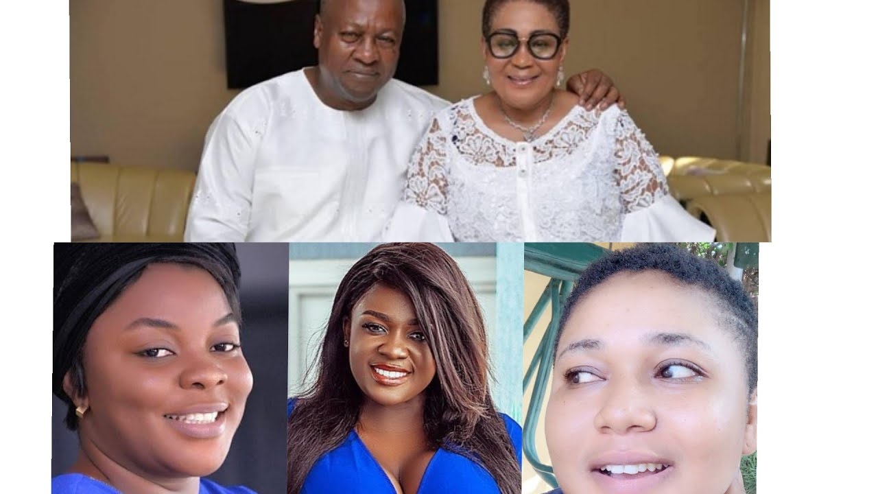 🔥Xandy Kamel responds to Gloria Kani Claims that Lordina Mahama drove her out of JM's House