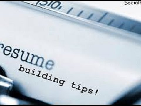 Tips for Building a Perfect Resume Perfect Resume Format 2017