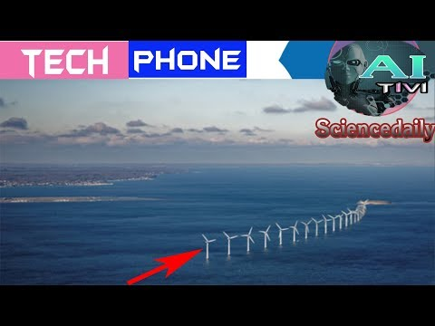 A.I Tivi | Huge energy potential in open ocean wind farms in the North Atlantic | Tech