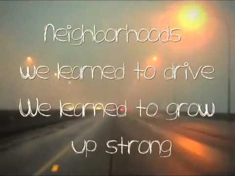The Rural Alberta Advantage  The Deadroads Lyrics