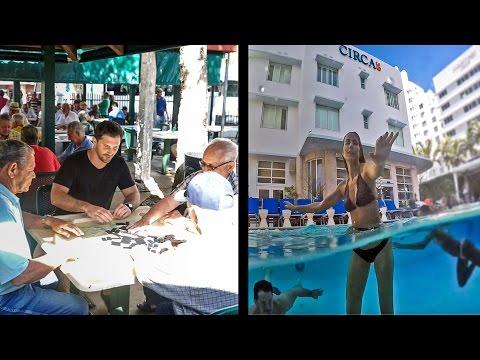 Miami Vacation - Little Havana vs South Beach