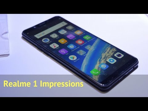 Realme 1 (6GB) Review Videos