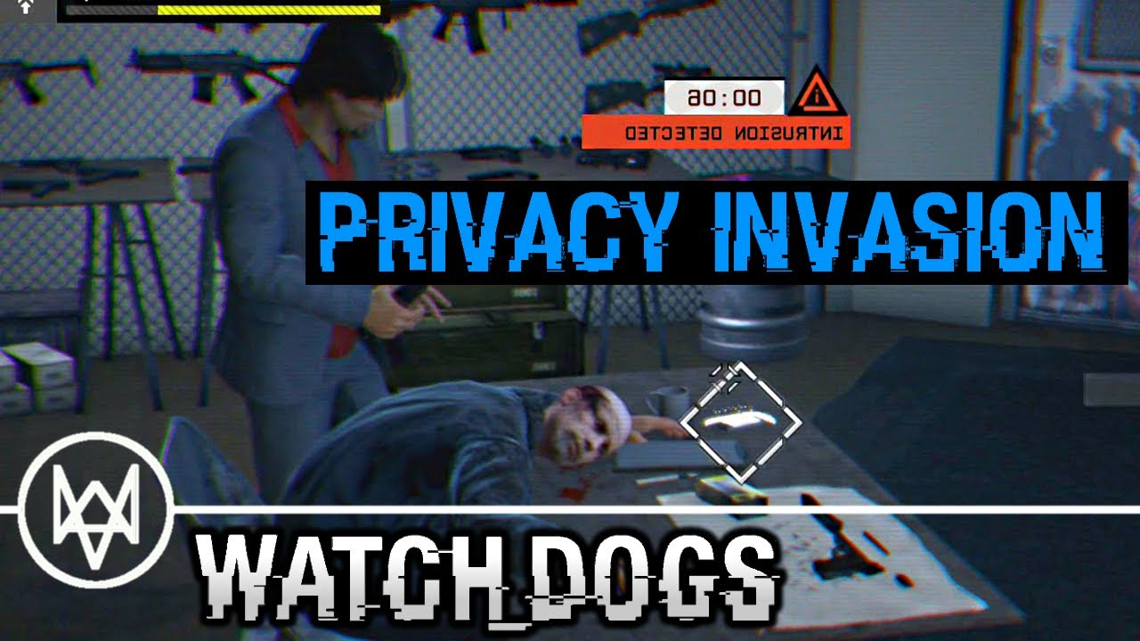 Watch Dogs Privacy Invasion