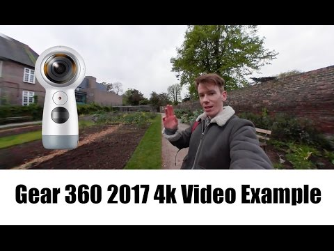 Samsung Gear 360 2017 4K Video: See how good it is!