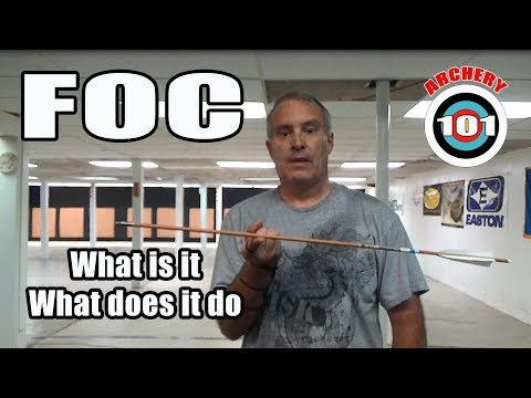 Archery 101 - FOC, what is it and does it do?