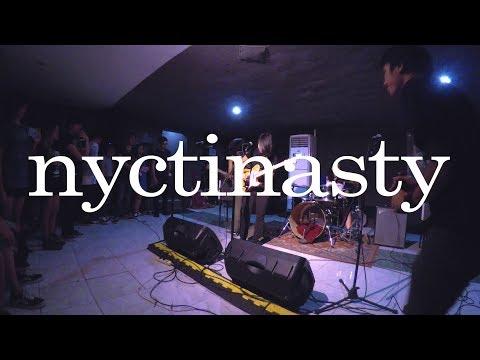 Nyctinasty // Emo Night II // Mow's