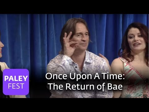 Once Upon A Time  Robert Carlyle On The Return of Bae