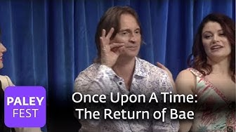 Once Upon A Time - Robert Carlyle On The Return of Bae
