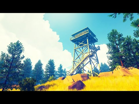 FIREWATCH | Ep. 1 | Exploring & Surviving Stunning Wyoming Forest as a Park Ranger