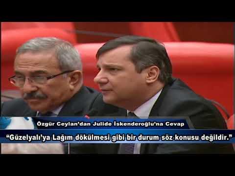 Özgür Ceylan'dan Julide İskenderoğlu'na Cevap