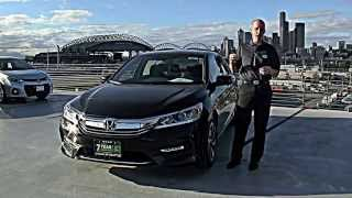 2016 Honda Accord EX review - As if incredible resale value alone wasn