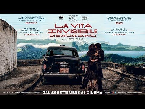 LA VITA INVISIBILE DI EURÍDICE GUSMÃO - Trailer ufficiale - dal 12 settembre al cinema