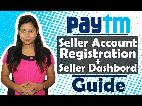 Sell on Paytm Learn How to Register | Seller Registration on Paytm Step by Step Guide in Hindi