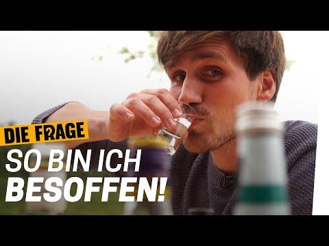 Sauf-Experiment: Wie Verändert Mich Alkohol?   Saufen Wir Zu Viel? Folge 1