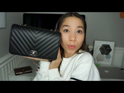 1b7c27658ccc CHANEL STATEMENT FLAP FIRST IMPRESSIONS | STYLES BY NGOC - YouTube