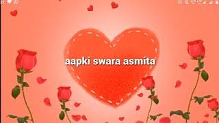 ❤️hansi ban gaye mash up❤️ ...aaapki swara asmita Resimi