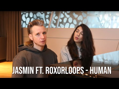 Jasmin ft. RoxorLoops - Human (Akustisk version, Musikkens Hus i Aalborg 15.02.2020)