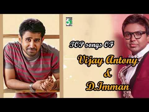 D.Imman & Vijay Antony Super Hit Audio Jukebox