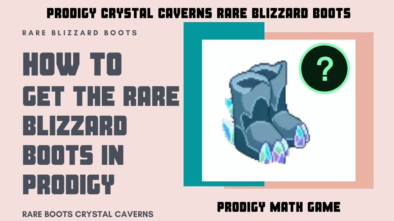 Prodigy Math Game   How to Get RARE