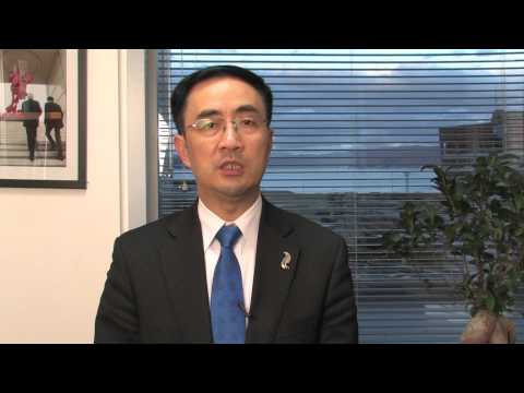 Dr Jian Yang MP - Mandarin language video journal