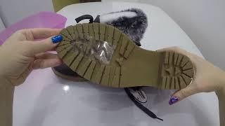 AVON женские ботинки каталог 16