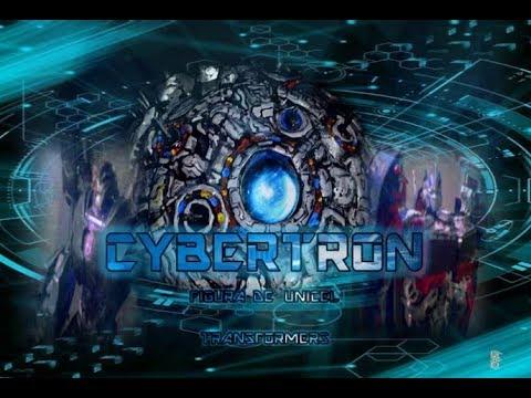 "Figura Transformers ""Planeta Cybertron"""