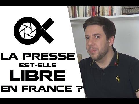 FOKUS 3 - La presse est-elle libre en France ?