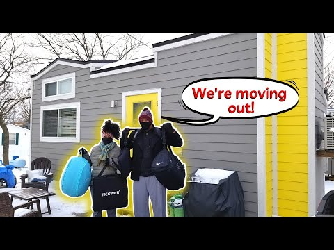 WE GIVE UP! Moving OUT of our Tiny House...(for now)