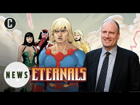 Marvel Studios Is Considering Eternals for Phase 4