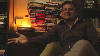 Sandip Roy on his book Don't Let Him Know