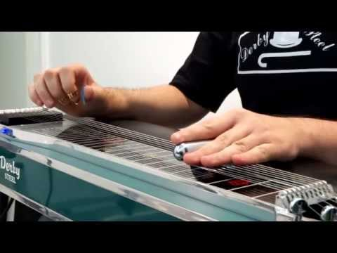 George Strait - When Did You Stop Loving Me - Pedal Steel Cover