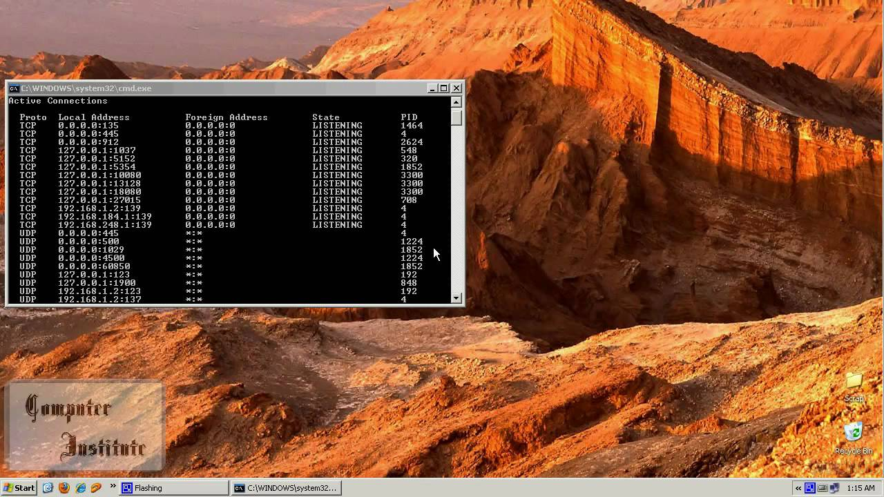 How to Detect If your pc has been hacked or not