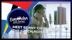 Benny Cristo will represent the Czech Republic at Eurovision 2020