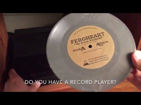 FERGHEART ID turntable promo